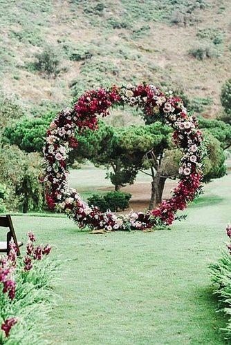 wedding themes closer to nature