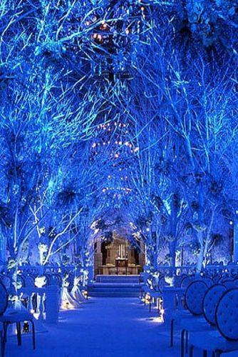 wedding themes winter theme