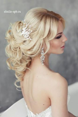 21 stunning wedding hairstyles el stile spb