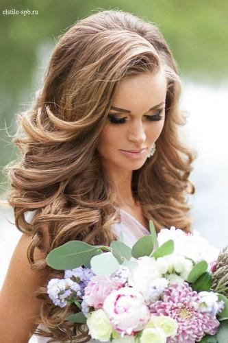 21 stunning summer wedding hairstyles el stile el stile spb