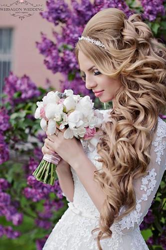 21 stunning summer wedding hairstyles websalon 9r
