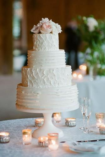 buttercream wedding cake 4