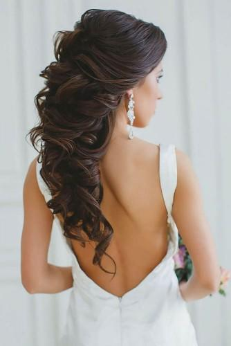 half up half down hairstyles 30