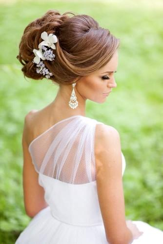 summer chic wedding hairstyles
