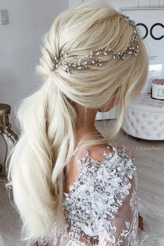 summer wedding hairstyles for long hair princess look ulyanaaster