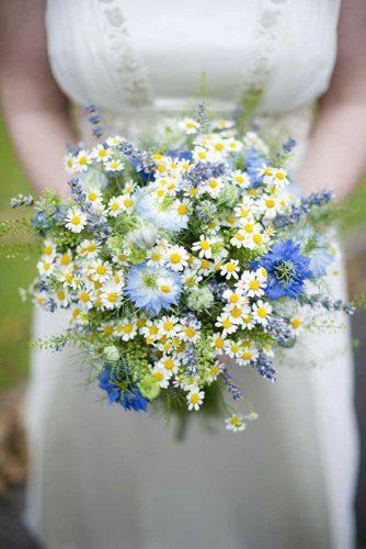 wildflower wedding bouquets 1