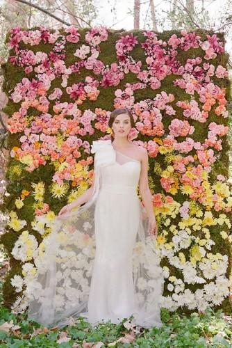 wedding backdrop ideas for ceremony reception and more 1