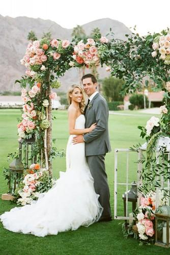 wedding backdrop ideas for ceremony reception and more 4