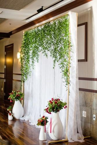 wedding backdrop ideas for ceremony reception and more 6