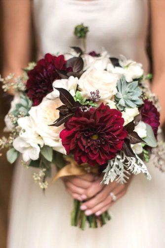 beautiful dahlies bouquets