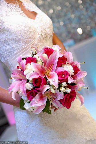 wedding bouquet ideas lilies inspiration 6