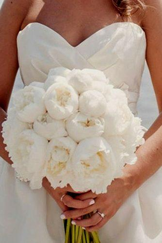 wedding bouquet ideas peonies inspiration 3