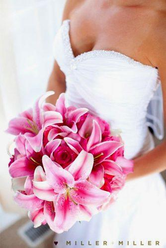 wedding bouquet ideas lilies inspiration 4