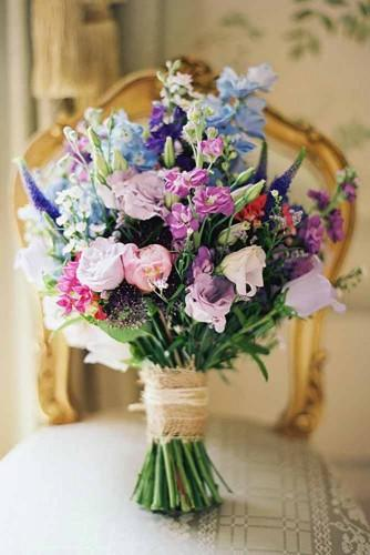 18 wedding bouquets not just for the country wedding 4