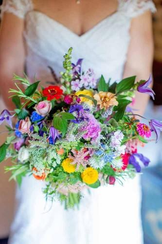 18 wedding bouquets not just for the country wedding 8