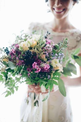 18 wedding bouquets not just for the country wedding 14