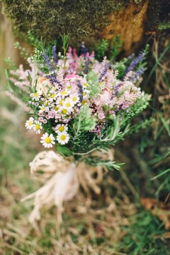 18 wedding bouquets not just for the country wedding 10