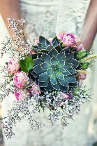 24 beautiful wedding bouquets 19