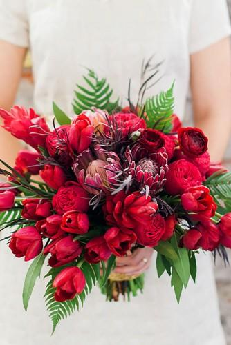 24 beautiful wedding bouquets 2