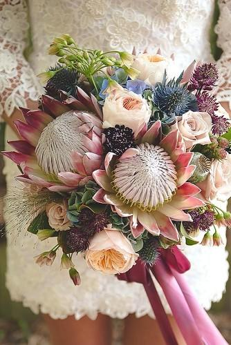 24 unique beautiful wedding bouquets 1