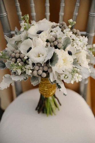 winter beautyful wedding bouquets