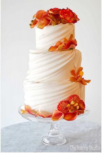 fall wedding cakes 4