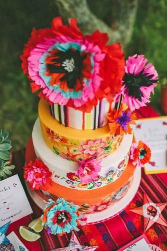 mexican wedding cake ideas 2