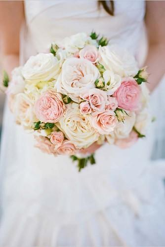 pink wedding bouquets 9