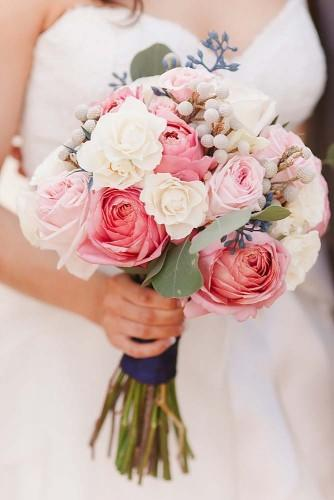 pink wedding bouquets 15