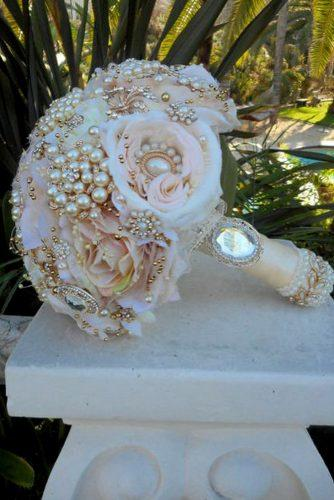 brooch wedding oh bouquets 1
