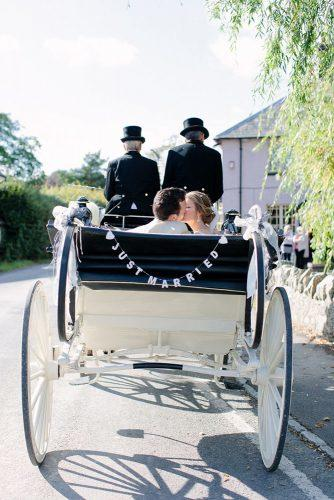 wedding exit photo ideas kidd in coach Camilla Arnhold