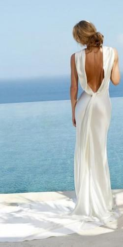 beach wedding dresses 1