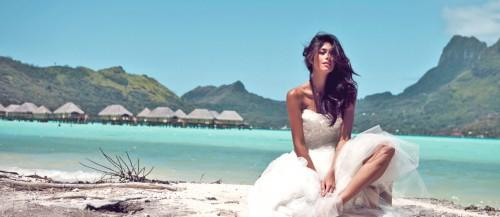 beach wedding dresses main