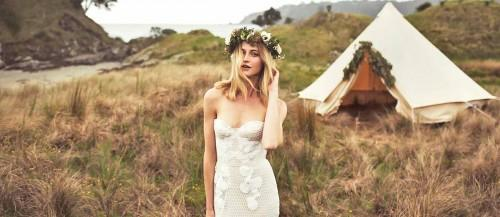 boho wedding dresses featured
