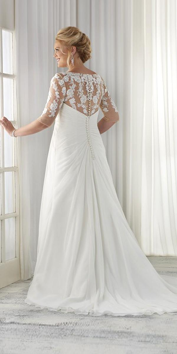 plus size wedding gowns 11