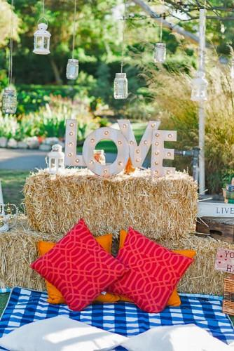 rustic wedding picnic 3