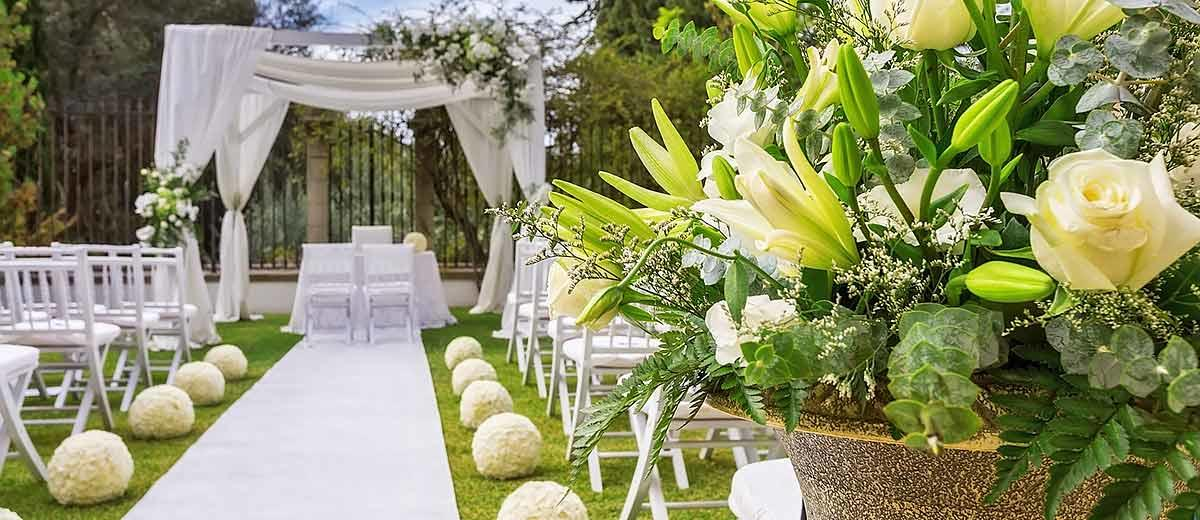 30 Beautiful Wedding Aisle Decoration Ideas Wedding Forward
