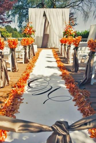 wedding aisle decoration 5