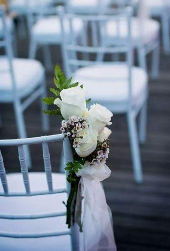 wedding aisle decoration ideas white flower decor bloomingfabulousflowers