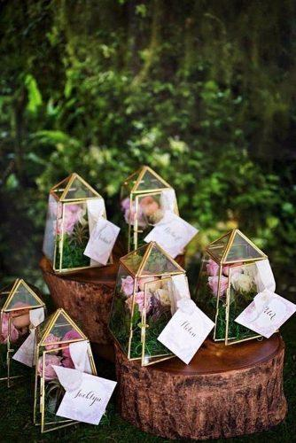 wedding decor trends geometric flowers bridal ideas alicia thurston