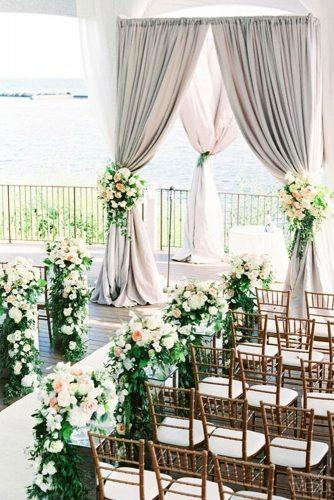 trendy wedding decor greenery ideas 6