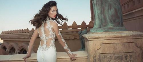 wedding dress designers featured