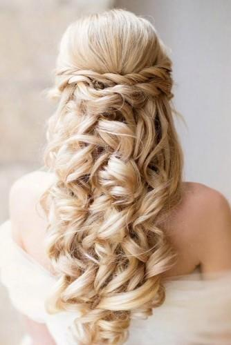 72 Best Wedding Hairstyles For Long Hair 2019 Wedding Forward
