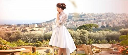 high low wedding dresses featured