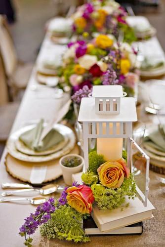 lantern wedding centerpiece 21