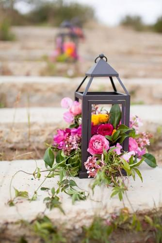 lantern wedding centerpiece 27