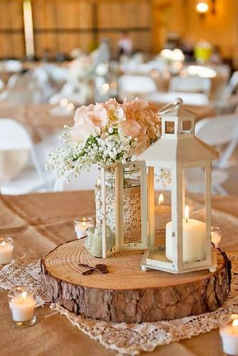 lantern wedding centerpiece 24