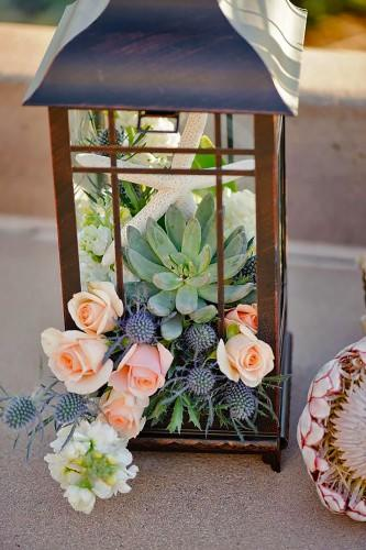 lantern wedding centerpiece 20
