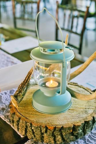 lantern wedding centerpiece 8