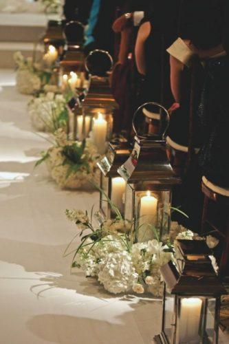 lantern wedding centerpiece 33